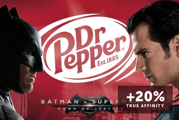 Dr. Pepper Finds The Perfect Partner
