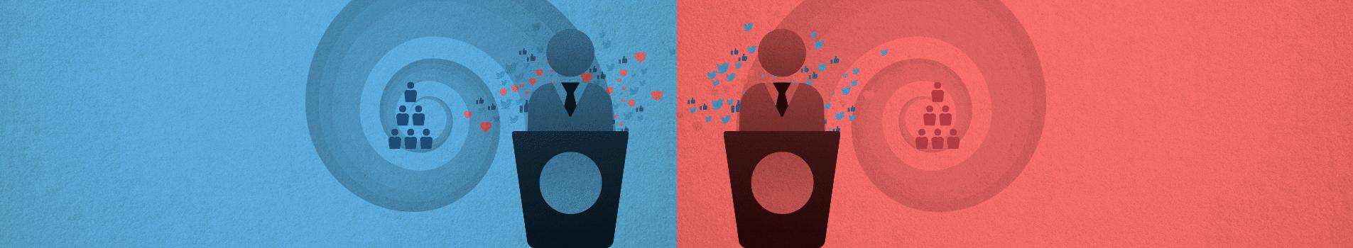 The Political Campaign Edge – Expanding Outreach Through Social Insights